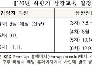 한국거래소, 코스닥 상장교육 수료기업 전년비 6.6%↑