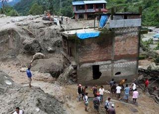 네팔서 장마로 산사태 잇따라…이틀 새 최소 16명 사망