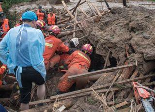 중국서 홍수로 140명 사망·실종…이재민 3000여만명 발생
