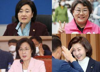 성추문 휩싸여 치르는 보궐선거, 여성 후보 뜨나