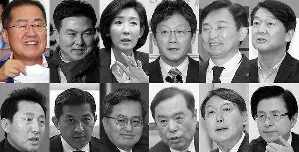 [잠룡열전①] '재평가 바람' 이는 홍준표, 확장성이 관건
