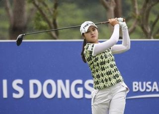 박현경, 아이에스동서부산오픈 우승…임희정에 역전승