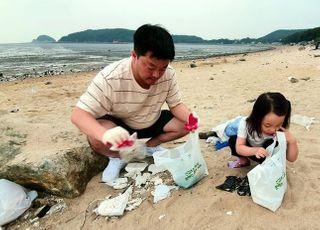 골목길부터 바닷가까지…BGF그룹, '펀택트 줍킹' 봉사활동