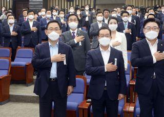 """통합당, 백선엽 장군 안장식 날 본회의 열자는 민주당에 """"부적절"""""""