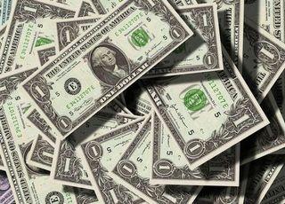 '역대 최대치' 외화예탁금 공짜로 빌려 쓰는 증권사