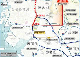 서창~김포, 오산~용인 민자고속도로 사업추진 본격화