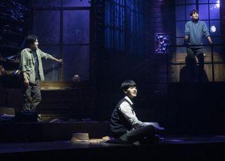 [D:현장] 연출·음악·배우까지 3박자 모두 갖춘 뮤지컬 '더 모먼트'
