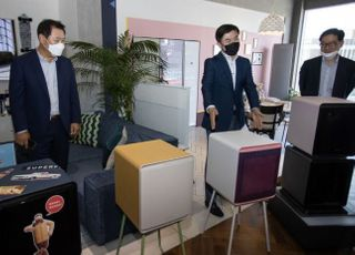삼성 '프로젝트 프리즘' 1년...이재용의 과감한 변화 실현