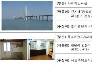 2020 대한민국 국토대전…신안군 '천사대교' 대통령상 수상
