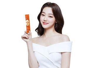 구구단 미나 모델 나선 네이처드림 시크릿 호박스틱, CJ오쇼핑플러스 단독 론칭