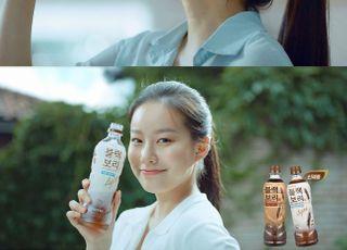 하이트진로음료 '블랙보리' 성수기 광고 온에어