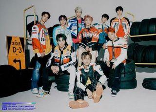 NCT127 정규 2집 리패키지, 5주 연속 美 '빌보드 200' 진입