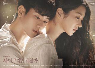 김수현의 힘…'사이코지만 괜찮아', 넷플릭스 타고 전세계 접수