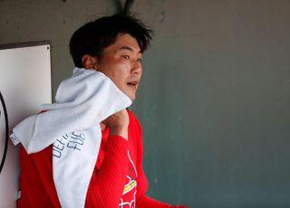 '선발 같은 마무리' 김광현, 강제 휴식 괜찮을까