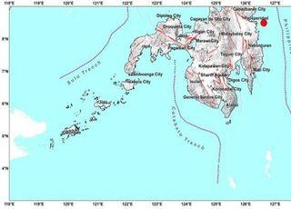 필리핀서 규모 5.8 지진 발생…남부 해안 피해 우려