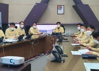 한국철도, 집중호우 피해 복구에 총력