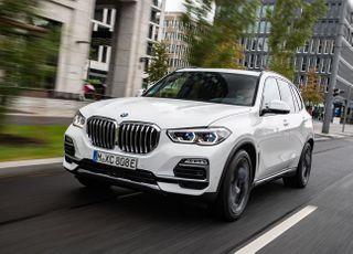 BMW, 플러그인 하이브리드 '뉴 X5 xDrive45e' 출시