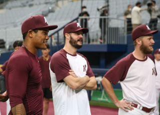 '러셀의 프로의식' 한국 야구에 미칠 긍정 에너지