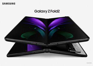 [삼성 언팩 2020] 갤Z폴드2, 압도적 대화면…'완벽에 가까운 진화'