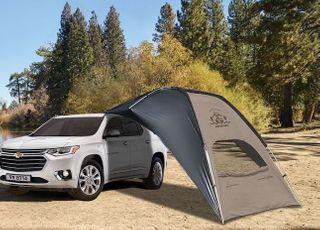 쉐보레 트래버스, 포드 익스플로러 제치고 수입 대형 SUV 1위
