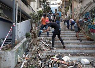 정부, '폭발참사' 레바논에 100만달러·구호물자 긴급 지원