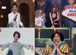 송대관, '코미디빅리그'에 뜬다…황제성‧양세찬과 호흡