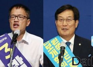 벌떼처럼 일어난 與 전대 출마자들…文대통령 '심기 경호'?