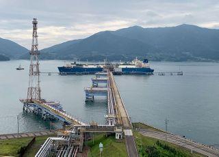 포스코에너지, '민간 1호' 선박용 천연가스 사업 자격 따내