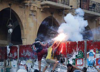 레바논 내각 총사퇴…'새 내각' 쇄신 가능성은 '글쎄'