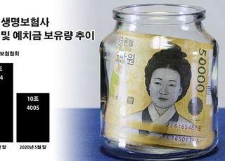 금융위기 교훈 잊었나…10년 전으로 돌아간 생보사 현금보따리