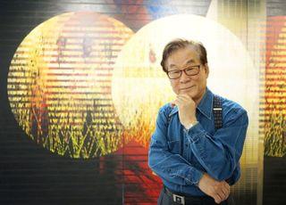 [큐레이터 픽] 캔버스 위의 작곡가, 이주영 화백