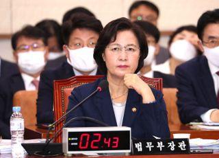 [데일리안 여론조사] 추미애, '국정운영 걸림돌 인물(X맨)' 압도적 1위