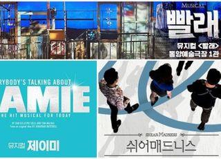 공연계, 자발적 공연 중단 잇따라…'제이미' '쉬어매드니스' '빨래' 등