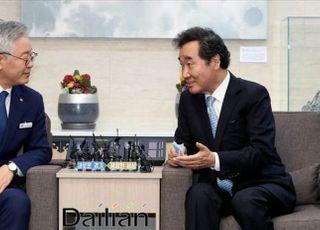 [데일리안 여론조사] 이낙연 23.3% 이재명 23.1%…'소수점' 박빙