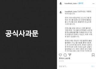 """여행 커뮤니티 '여행에 미치다' 양떼 목장 영상 논란…""""법적 처벌 논의"""""""