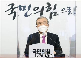 """[김종인 100일 문답] """"선별지원 반대하는 이재명 논리 납득 안가""""(전문)"""