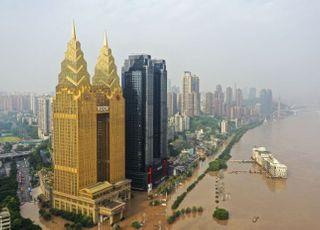 """한은 """"중국 홍수로 1790억 위안 피해…북구사업은 경제에 긍정적"""""""