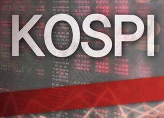 코스피, 개인 '5000억 순매수'에 상승 마감…2380선 안착