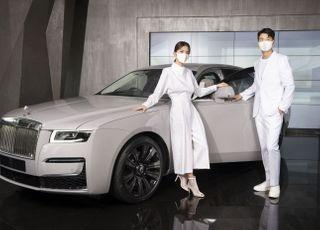 롤스로이스, 아시아 최초 한국에 '뉴 고스트' 출시…4억7100만원부터