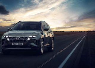 디 올 뉴 투싼 세계 최초 공개…1.6 터보 HEV 엔진 신규 탑재