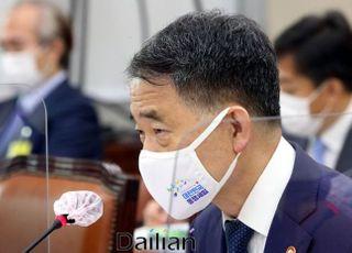 """박능후 """"독감백신 60%면 충분해… 전국민 접종은 과유불급"""""""