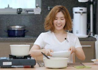 '편스토랑' 함연지, '오뚜기 가문'표 라면 레시피 공개