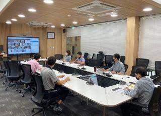 동서발전, 4차산업혁명 기술협력 협약기업과 온라인 간담회