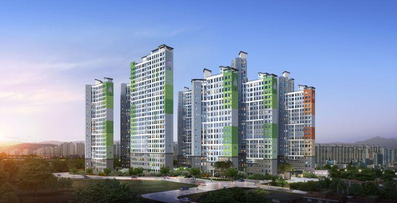 전용 60㎡ 이하 소형 아파트값 상승세 뚜렷