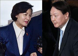민주당, 윤석열 장모 정조준…추미애 정국서 '공수전환'