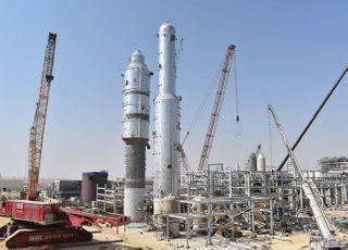 대림산업, 사우디서 이산화탄소 제거 설비 성공적 설치