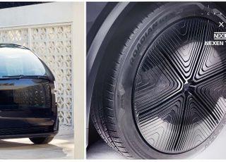 넥센타이어, 美 전기차 '카누'에 신차용 타이어 공급
