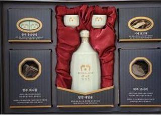 문대통령, 1만5천명에 추석 선물…담양 대잎술·충북 홍삼양갱 등