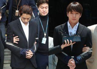 정준영·최종훈, '집단 성폭행' 결말은 징역 5년과 2년 6개월