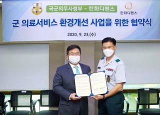 한화디펜스, 국군수도병원에 휴식∙문화 공간 'H 라운지' 조성
